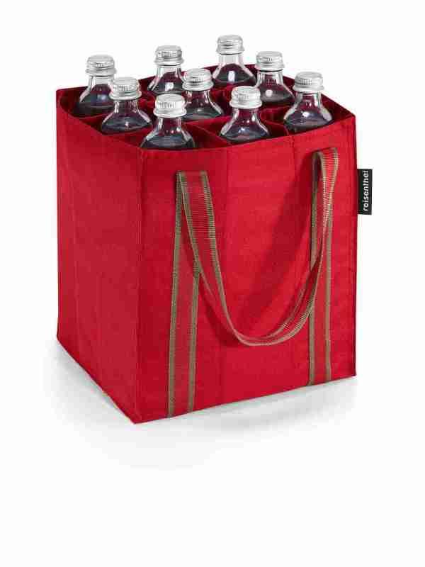 P.ta bottiglie rosso Reisenthel